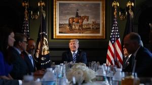 Trumps Wähler – sie lieben ihn immer noch