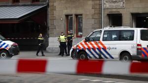 Angreifer von Amsterdam verweist auf Beleidigung des Islams