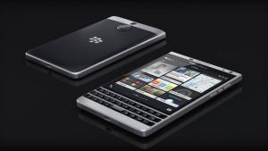 Blackberry tastet sich ran