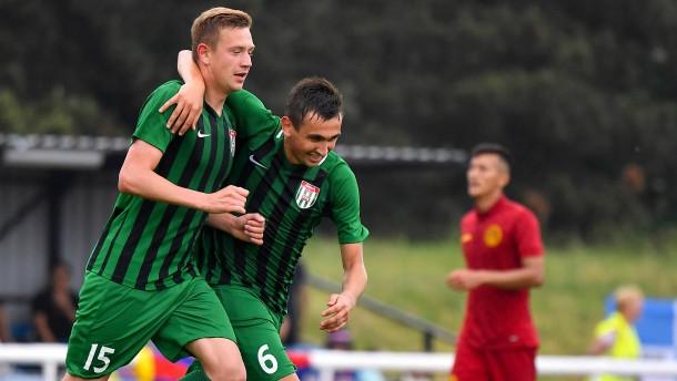 Wo Abchasien Fußball-Weltmeister ist