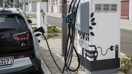 Teurer Ladestrom bremst die Elektromobilität