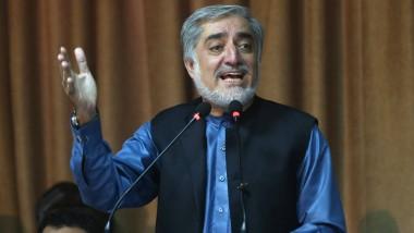 Abdullah Abdullah hatte mit der Gründung einer Parallelregierung gedroht