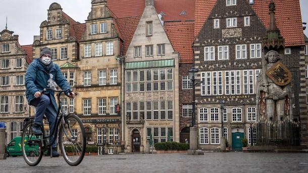 Bremen als fahrradfreundlichste Großstadt ausgezeichnet