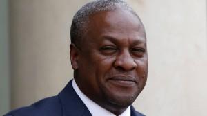 Ghana bittet um europäische Hilfe gegen Boko Haram