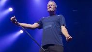 Rockt auch mit 73 Jahren noch auf der Bühne: Ian Gillan, Sänger von Deep Purple