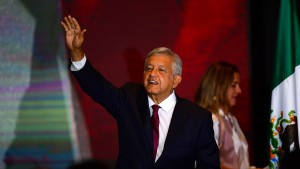 """Messias"" Obrador gewinnt in Mexiko"