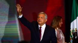 Mexikos neuer Präsident