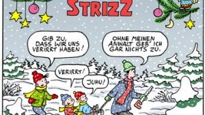 Weihnachts- STRIZZ