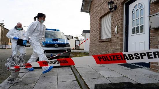 Drei Tote in Wohnhaus bei Aachen gefunden