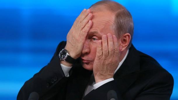 Väterchen Putin amnestiert