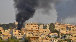 Türkei treibt Syrien-Offensive voran