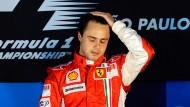 Weltmeister bis zur letzten Kurve: Felipe Massa 2008
