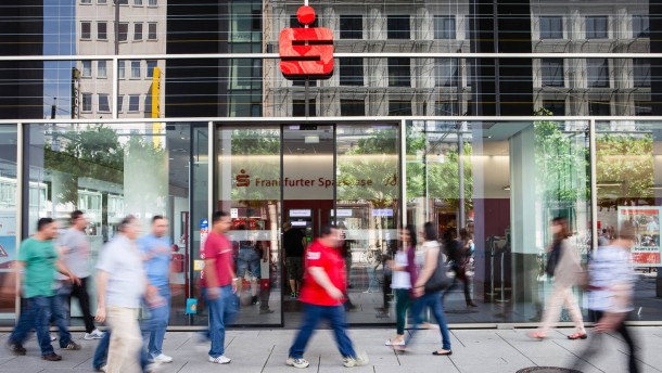 Bankkunden proben den Aufstand