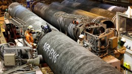 Amerika will Nord Stream 2 stoppen