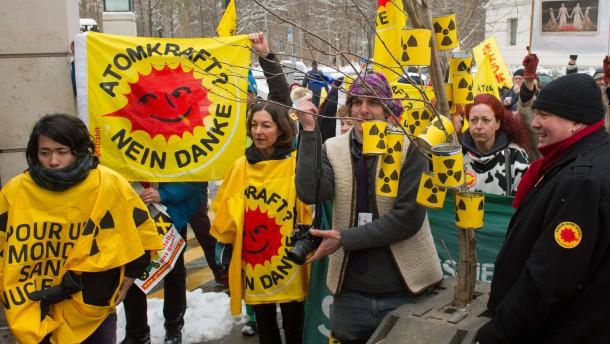 Das Fukushima-Bürgertum