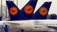 Auch Langstrecken-Flüge sind betroffen