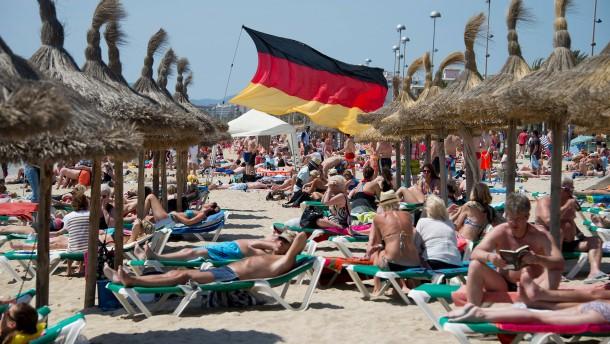 Die Deutschen mögen Spanien nicht mehr so sehr