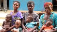 Hunderttausende Kinder im Kongo brauchen Nahrung