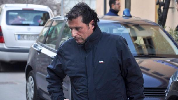 Deutsche Opfer stellen Strafanzeige gegen Schettino