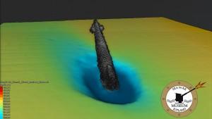 U-Boot aus dem Zweiten Weltkrieg im Skagerrak gefunden
