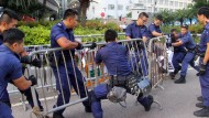 Verwaltung fordert Ende der Innenstadtblockade