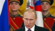 Niemand ist stärker als Russland