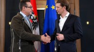 Konservative und Rechtspopulisten bilden Regierung in Österreich