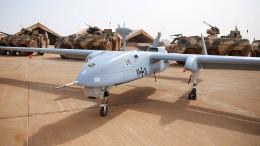 Bundeswehr bekommt bewaffungsfähige Drohnen