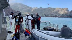 Vermisste Vulkan-Opfer wurden offenbar ins Meer gespült