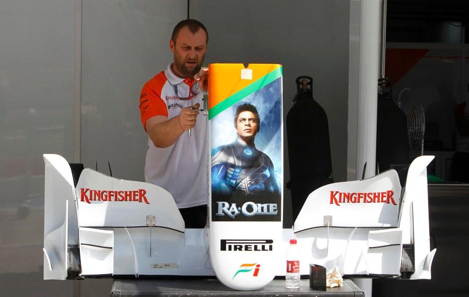 Brasilianischer Formel 1 Rennfahrer