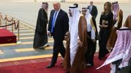Willkommen in Riad