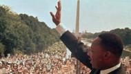 Der Traum von einer guten Rede: Wenn Sie sich Martin Luther King Jr. zum Vorbild nehmen, machen Sie nichts falsch.