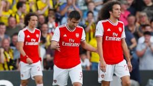 Die Schwachstellen des FC Arsenal