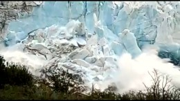 Einstürzende Eisbrücken