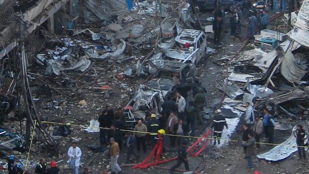 APTOPIX Mideast Iraq Violence