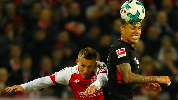 Wieder kein Derbysieg für Frankfurt
