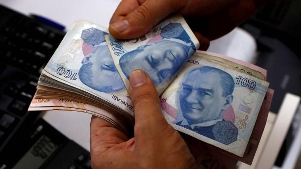 Inflation in der Türkei steigt auf 24,5 Prozent