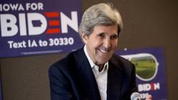 John Kerry soll Klimaschutzbeauftragter werden