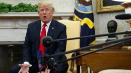 Trump greift Deutschland wegen Militärausgaben an