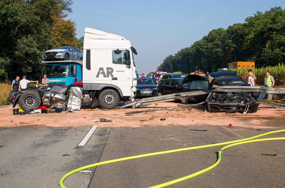 Unfall A3 Heute Limburg