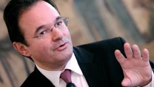 Früherem Finanzminister droht Haftstrafe