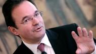 Der ehemalige griechische Finanzminister Giorgos Papakonstantinou
