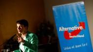 Wähler von Linkspartei und AfD stehen sich nahe