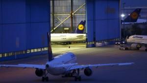 Machtkampf in der Lufthansa