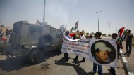 Israelische Soldaten erschießen jungen Palästinenser