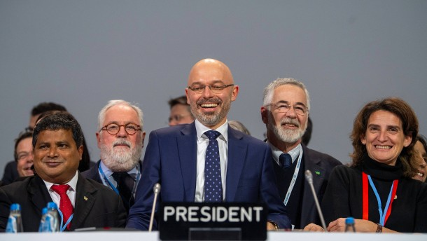 Einigung bei Klimakonferenz in Kattowitz