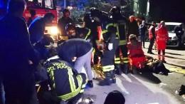 Sechs Tote bei Massenpanik in Nachtclub