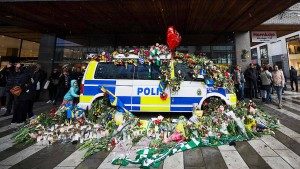 Verdächtiger Usbeke gesteht Lastwagen-Anschlag in Stockholm