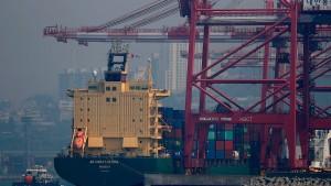 Der Handelskrieg belastet mehr als Nordkorea