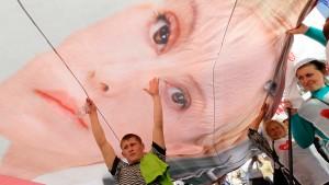 Timoschenkos Anwalt klagt über den Staatsanwalt